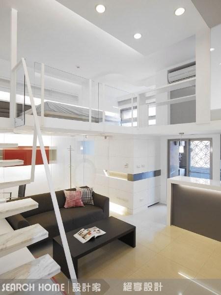 15坪新成屋(5年以下)_現代風客廳案例圖片_絕享設計_絕享_23之2