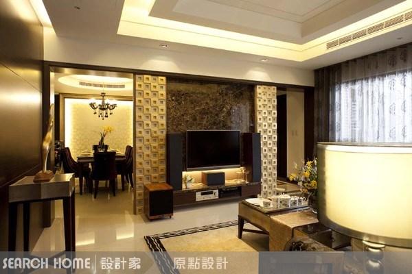 40坪新成屋(5年以下)_奢華風案例圖片_原點室內設計_原點_10之4