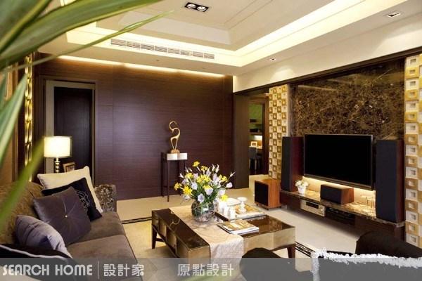 40坪新成屋(5年以下)_奢華風案例圖片_原點室內設計_原點_10之5