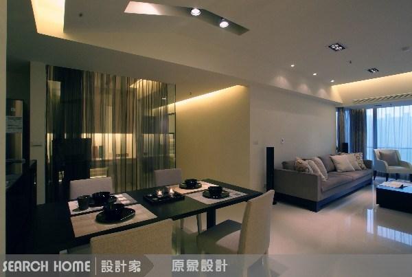 40坪新成屋(5年以下)_現代風案例圖片_原象空間設計_原象_01之7