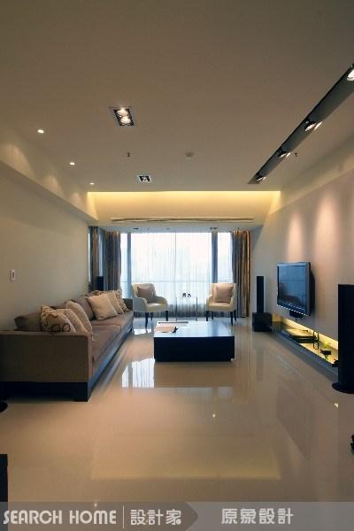 40坪新成屋(5年以下)_現代風案例圖片_原象空間設計_原象_01之3
