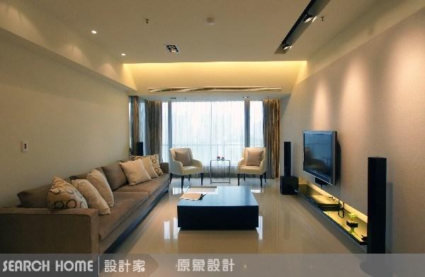 40坪新成屋(5年以下)_現代風案例圖片_原象空間設計_原象_01之4