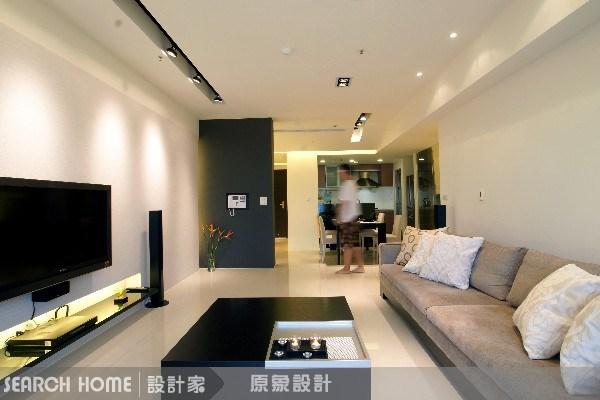 40坪新成屋(5年以下)_現代風案例圖片_原象空間設計_原象_01之9