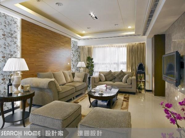 75坪新成屋(5年以下)_新古典案例圖片_達圓室內空間設計_達圓_13之3