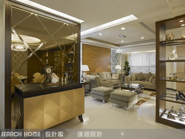 75坪新成屋(5年以下)_新古典案例圖片_達圓室內空間設計_達圓_13之2
