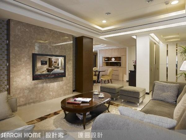 75坪新成屋(5年以下)_新古典案例圖片_達圓室內空間設計_達圓_13之5
