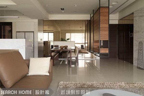 35坪新成屋(5年以下)_現代風客廳案例圖片_近境制作_近境制作_12之2