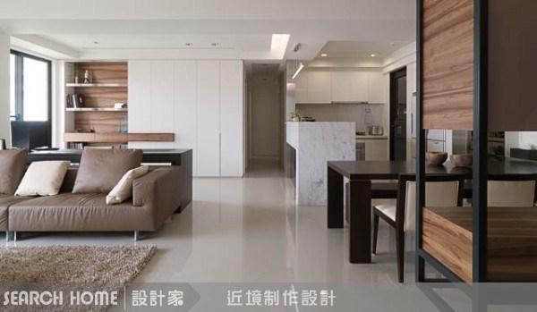 35坪新成屋(5年以下)_現代風客廳案例圖片_近境制作_近境制作_12之3