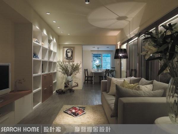 17坪中古屋(5~15年)_現代風客廳案例圖片_摩登雅舍室內設計_摩登雅舍_02之2