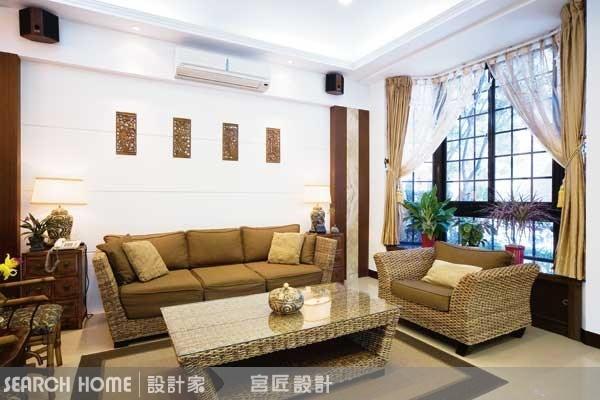 50坪新成屋(5年以下)_新中式風案例圖片_宮匠設計_宮匠_01之4