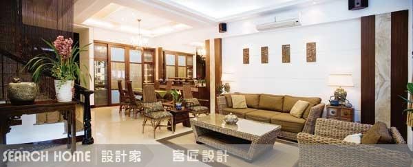 50坪新成屋(5年以下)_新中式風案例圖片_宮匠設計_宮匠_01之2