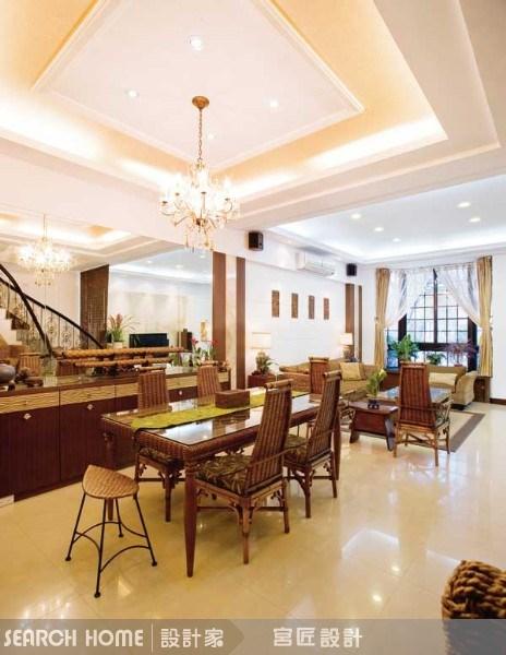 50坪新成屋(5年以下)_新中式風案例圖片_宮匠設計_宮匠_01之3