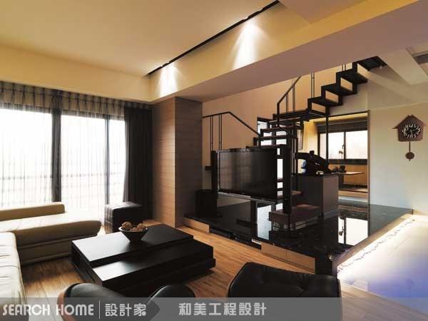 60坪新成屋(5年以下)_現代風案例圖片_和美設計工程有限公司_和美_01之1