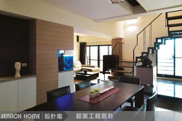 60坪新成屋(5年以下)_現代風案例圖片_和美設計工程有限公司_和美_01之4