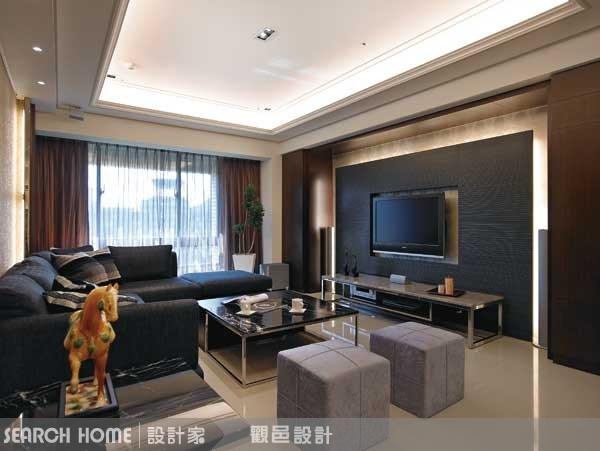 45坪新成屋(5年以下)_現代風案例圖片_觀邑室內裝修工程有限公司_觀邑_01之2