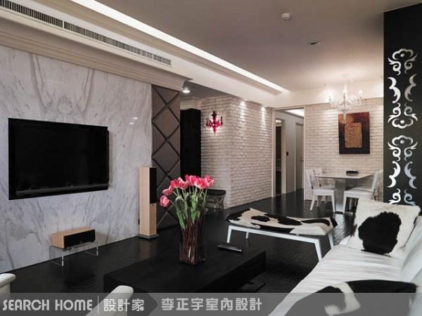 56坪新成屋(5年以下)_現代風案例圖片_李正宇室內設計_李正宇_01之1