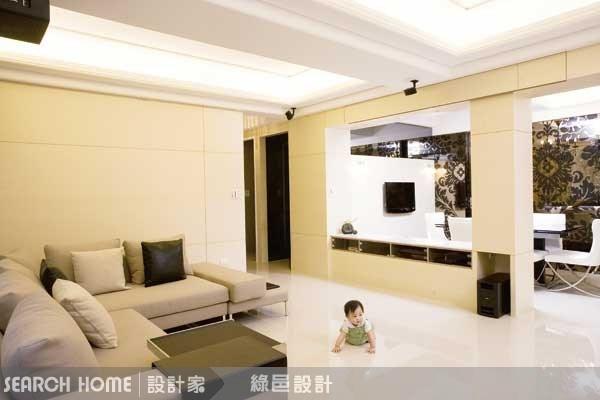 30坪新成屋(5年以下)_現代風案例圖片_綠邑室內設計_綠邑_01之2