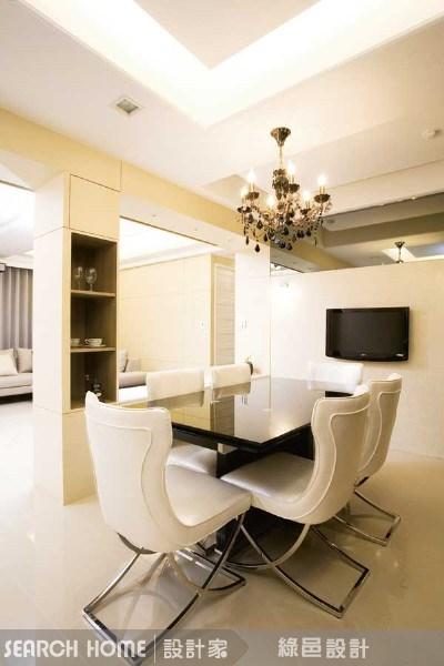 30坪新成屋(5年以下)_現代風案例圖片_綠邑室內設計_綠邑_01之3