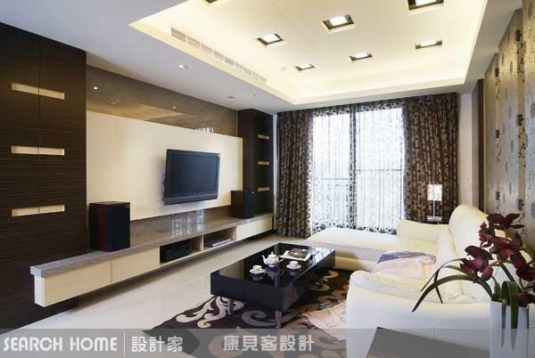 40坪新成屋(5年以下)_奢華風案例圖片_康貝客室內設計工程_康貝客_01之1