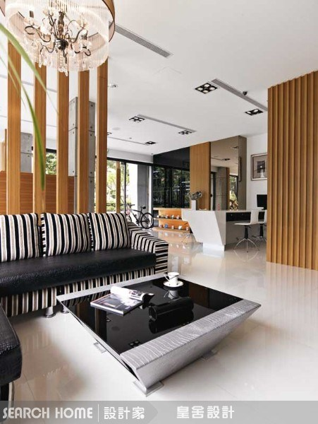 200坪新成屋(5年以下)_現代風案例圖片_皇舍室內設計工程行_皇舍_01之1