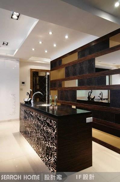 40坪新成屋(5年以下)_奢華風案例圖片_IF室內設計_IF室內設計_01之4