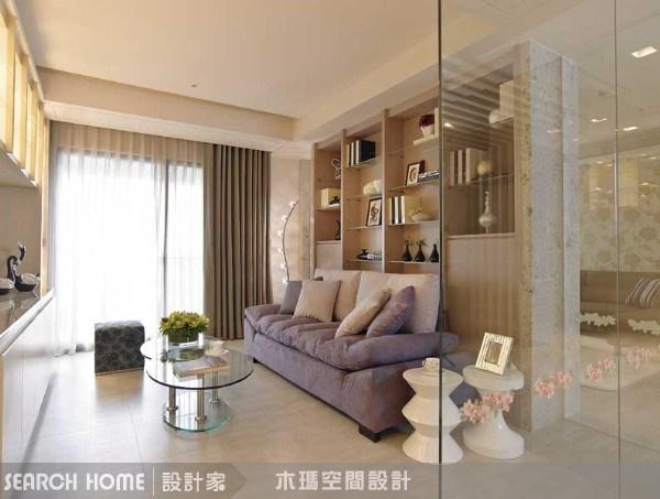 40坪新成屋(5年以下)_奢華風案例圖片_木瑪空間設計_木瑪_01之3