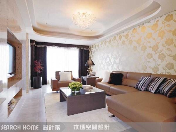 40坪新成屋(5年以下)_奢華風案例圖片_木瑪空間設計_木瑪_01之1