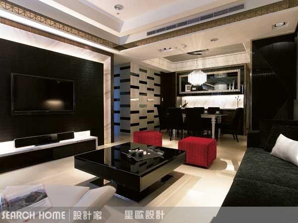 37坪新成屋(5年以下)_奢華風案例圖片_里歐室內設計_里歐_07之4