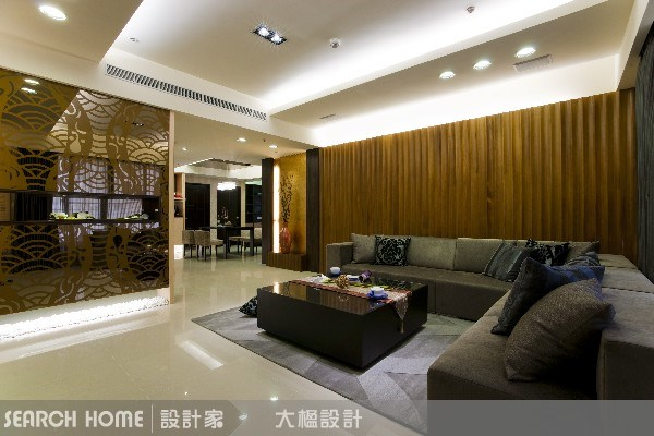 40坪新成屋(5年以下)_混搭風案例圖片_禾久室內裝修設計_禾久_09之4