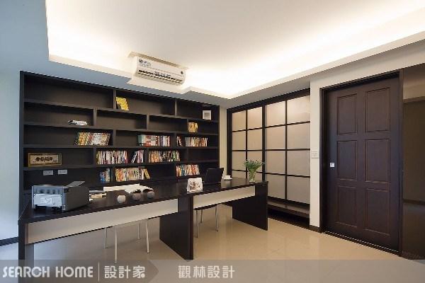 64坪新成屋(5年以下)_現代風書房案例圖片_觀林設計_觀林_14之3