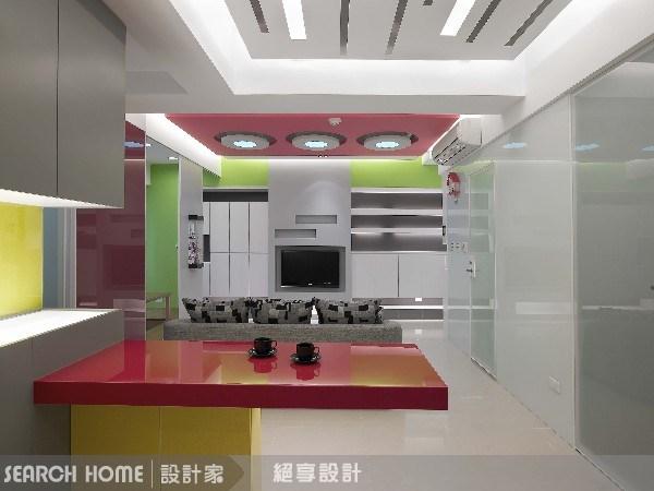 24坪新成屋(5年以下)_現代風餐廳案例圖片_絕享設計_絕享_18之1