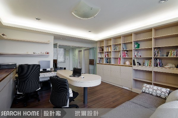 80坪新成屋(5年以下)_現代風案例圖片_玳爾設計_玳爾_09之4