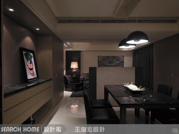 45坪新成屋(5年以下)_美式風案例圖片_王俊宏室內設計事務所_王俊宏_11之3