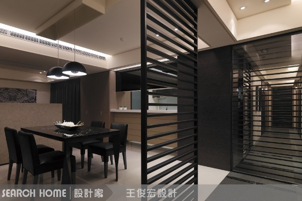 45坪新成屋(5年以下)_美式風案例圖片_王俊宏室內設計事務所_王俊宏_11之1