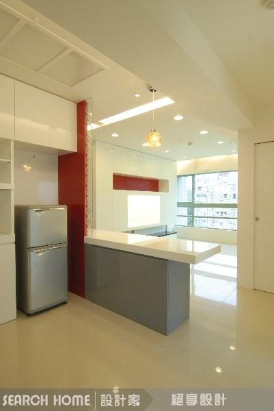 18坪新成屋(5年以下)_現代風廚房案例圖片_絕享設計_絕享_14之3