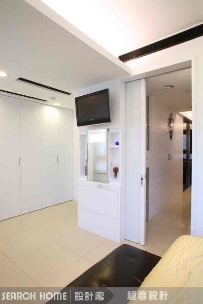 24坪新成屋(5年以下)_現代風臥室案例圖片_絕享設計_絕享_11之4