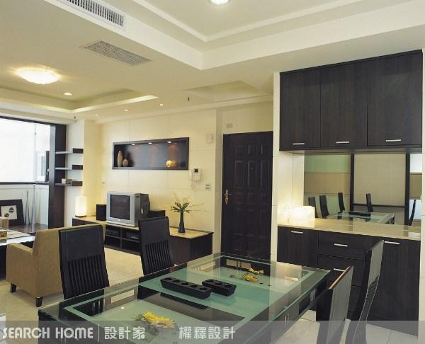 35坪新成屋(5年以下)_現代風案例圖片_權釋設計_權釋_44之4