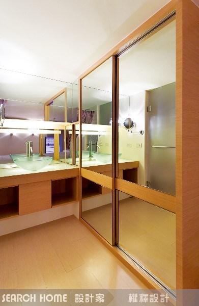 25坪新成屋(5年以下)_現代風案例圖片_權釋設計_權釋_38之2