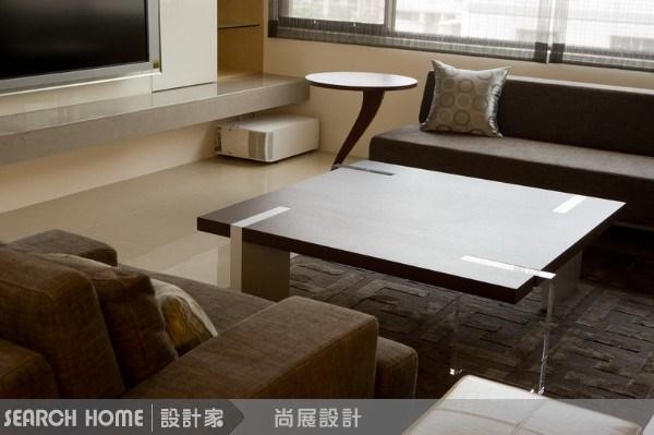 60坪新成屋(5年以下)_休閒風客廳案例圖片_尚展空間設計_尚展_17之3