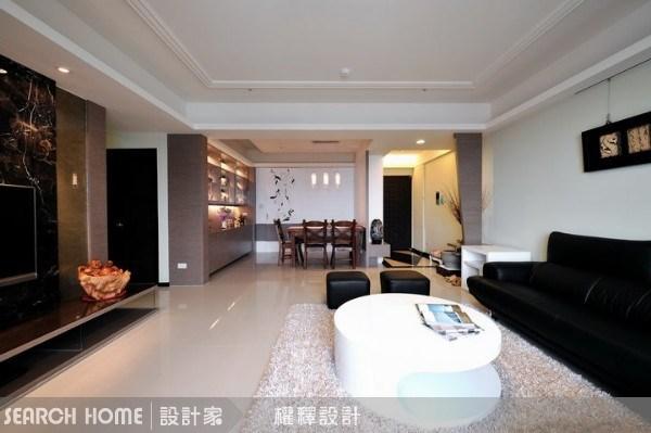 38坪新成屋(5年以下)_休閒風案例圖片_權釋設計_權釋_35之4