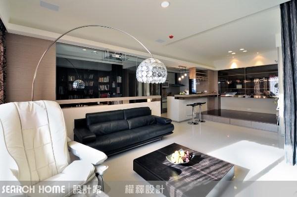 40坪新成屋(5年以下)_現代風案例圖片_權釋設計_權釋_34之4