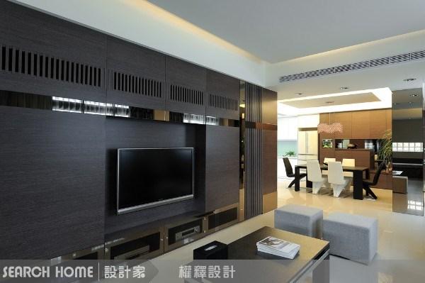 70坪新成屋(5年以下)_現代風案例圖片_權釋設計_權釋_30之4