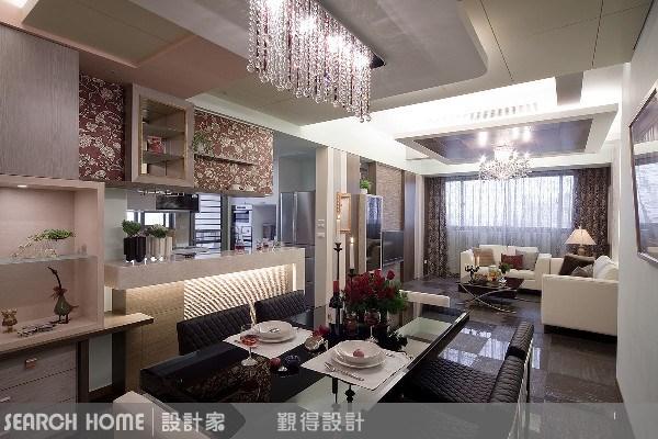60坪新成屋(5年以下)_奢華風案例圖片_覲得空間設計_覲得_83之8