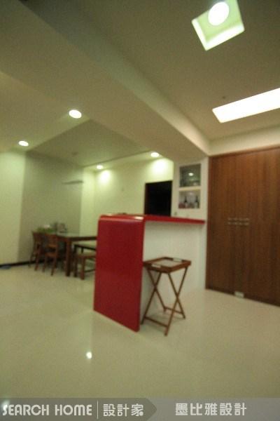 35坪新成屋(5年以下)_混搭風案例圖片_墨比雅設計_墨比雅_32之1