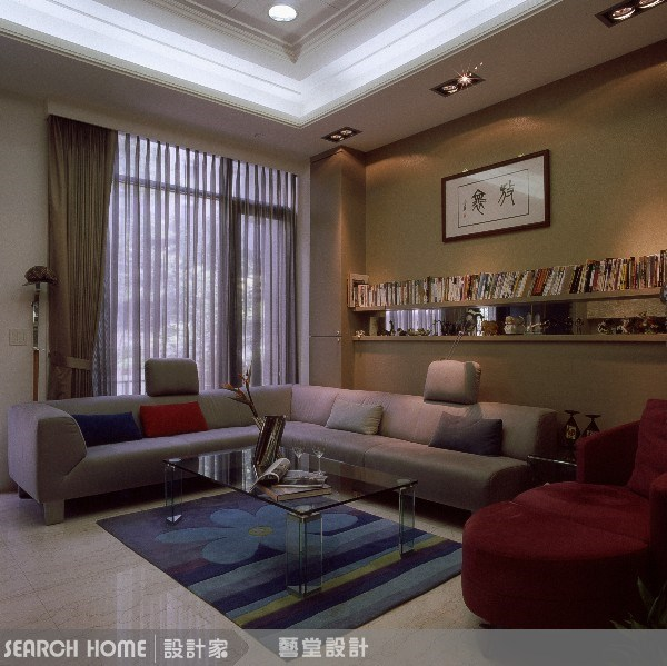 80坪新成屋(5年以下)_混搭風案例圖片_藝堂室內設計_藝堂_14之3