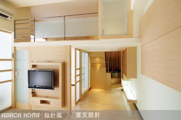 21坪新成屋(5年以下)_現代風案例圖片_漢文空間設計_漢文_02之1