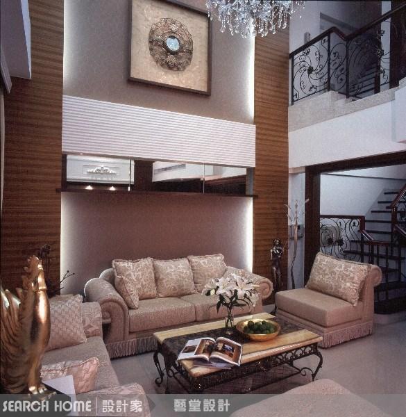 100坪新成屋(5年以下)_新古典案例圖片_藝堂室內設計_藝堂_12之2