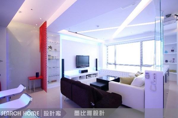 28坪新成屋(5年以下)_現代風案例圖片_墨比雅設計_墨比雅_17之1