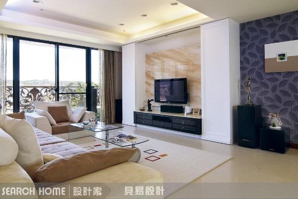70坪新成屋(5年以下)_現代風案例圖片_貝易設計_貝易_01之4
