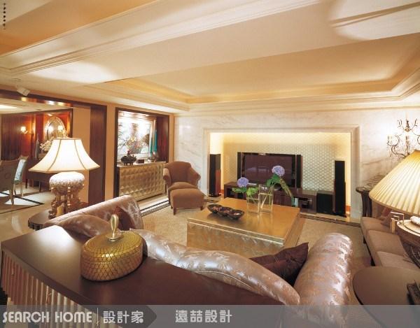 120坪新成屋(5年以下)_新古典案例圖片_遠喆室內設計有限公司_遠喆_01之1